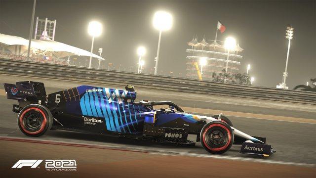 Nachtrennen gehören schon seit einigen Jahren zum F1-Kalender.