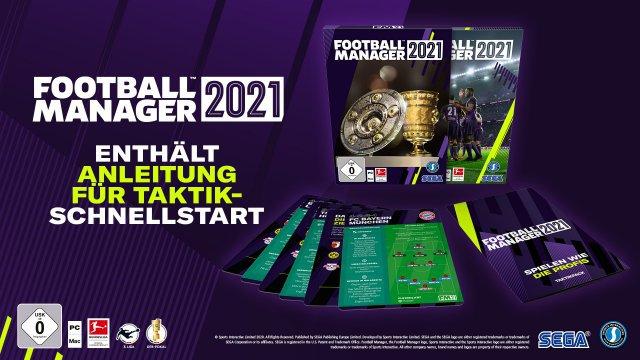 Screenshot - Football Manager 2021 (PC)