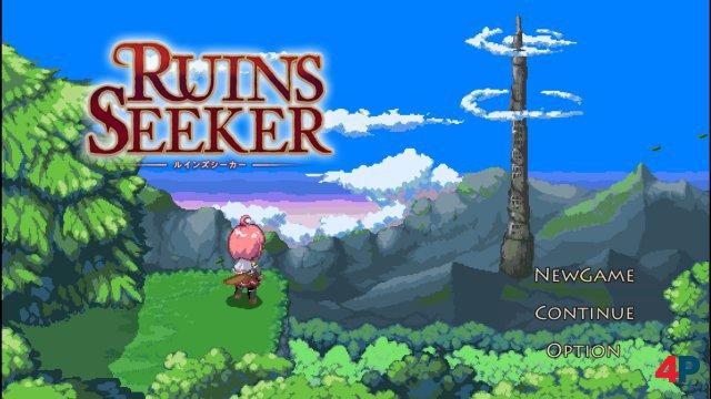 Screenshot - Ruins Seeker (PC)