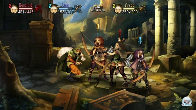 Screenshot - Dragon's Crown (PlayStation3) 92461233