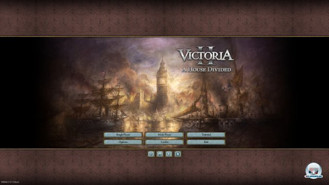 Screenshot - Victoria 2: A House Divided (PC)
