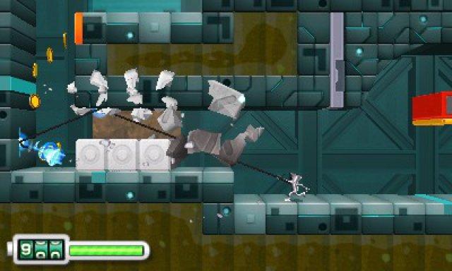 Screenshot - Chibi-Robo!: Zip Lash (3DS) 92507506