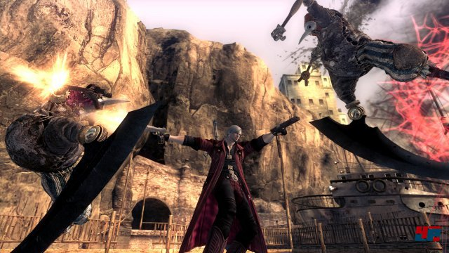 Screenshot - Devil May Cry 4 (PlayStation4) 92504944