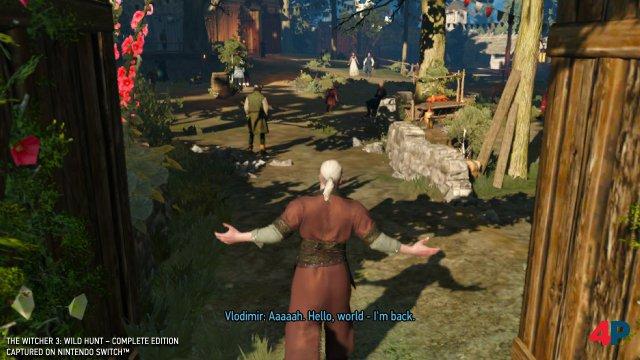 Screenshot - The Witcher 3: Wild Hunt (Switch) 92594566