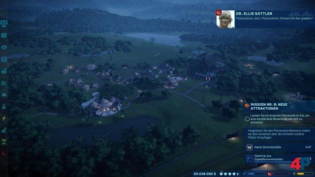 Screenshot - Jurassic World Evolution: Return to Jurassic Park (PC) 92603293