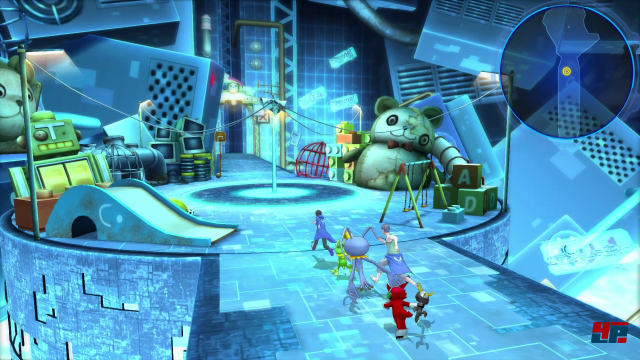 Screenshot - Digimon Story: Cyber Sleuth - Hacker's Memory (PS4) 92558289