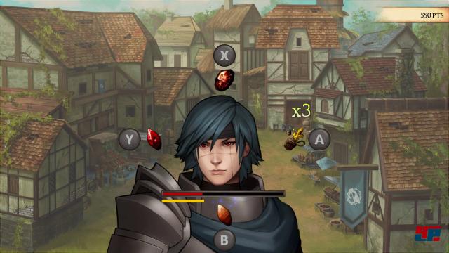 Screenshot - Legrand Legacy: Tale of the Fatebounds (Switch) 92581230