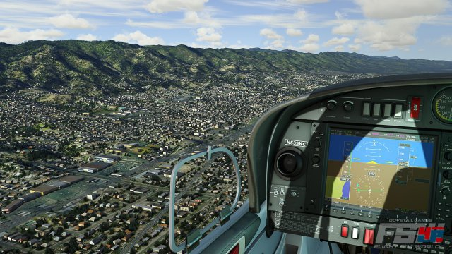 Screenshot - Flight Sim World (PC)