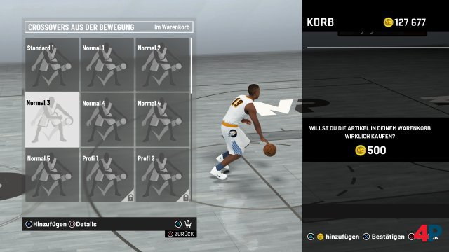 Screenshot - NBA 2K21 (PS4) 92624131
