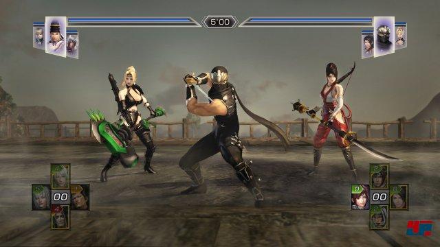Von Ryu Hayabusa bis Sophitia feiern viele Figuren anderer Spiele bzw. Serien einen Gastauftritt