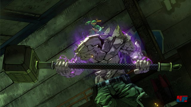 Screenshot - Teenage Mutant Ninja Turtles: Mutanten in Manhattan (PlayStation4) 92526384