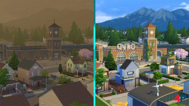 Screenshot - Die Sims 4: Nachhaltig leben (PC)