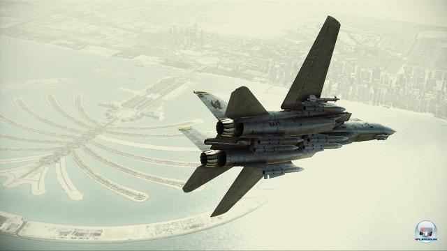 Screenshot - Ace Combat: Assault Horizon (360) 2248862
