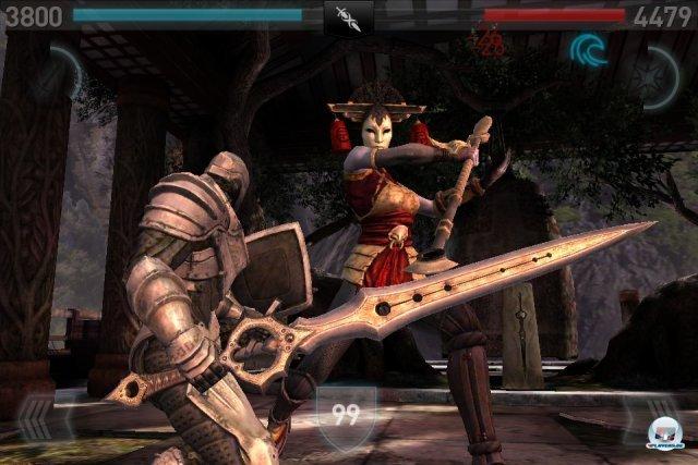 Screenshot - Infinity Blade 2 (iPhone) 2296722
