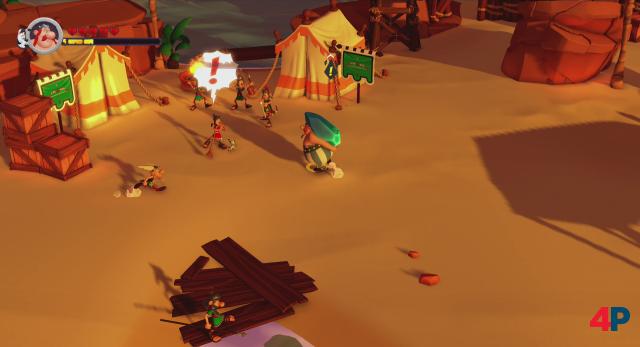 Screenshot - Asterix & Obelix XXL 3: Der Kristall-Hinkelstein (PC) 92593746