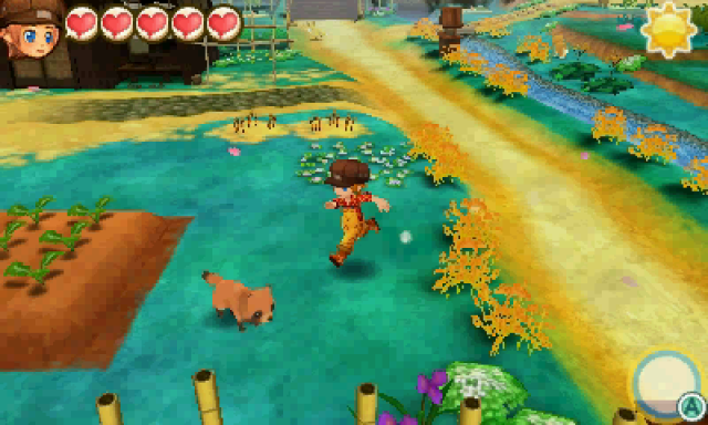 Screenshot - Story of Seasons: Trio of Towns (3DS) 92554156