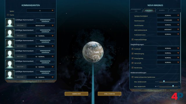 Screenshot - Age of Wonders: Planetfall (PC) 92593903