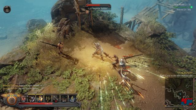 Screenshot - Vikings - Wolves of Midgard (Mac) 92538681