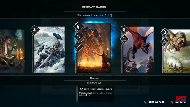 Screenshot - GWENT: The Witcher Card Game (PC) 92530047