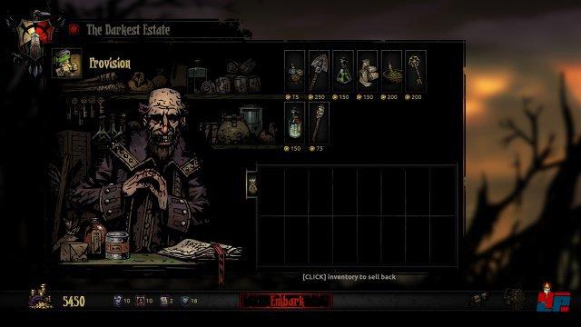 Screenshot - Darkest Dungeon (PC) 92499007