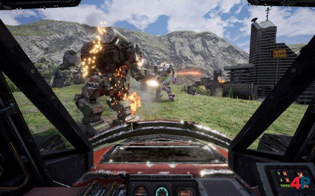 Screenshot - MechWarrior 5: Mercenaries (PC) 92602624