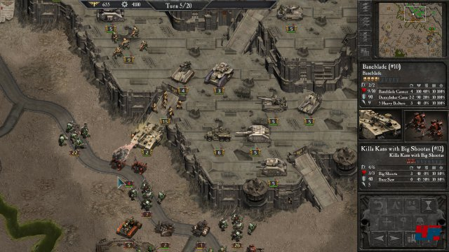Screenshot - Warhammer 40.000: Armageddon (PC) 92495095