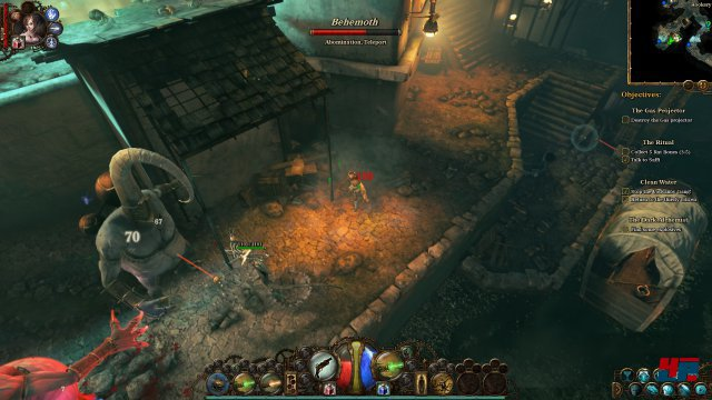 Screenshot - The Incredible Adventures of Van Helsing: Final Cut (PC) 92516054