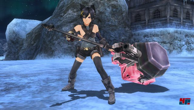 Screenshot - God Eater 2: Rage Burst (PlayStation4) 92493168