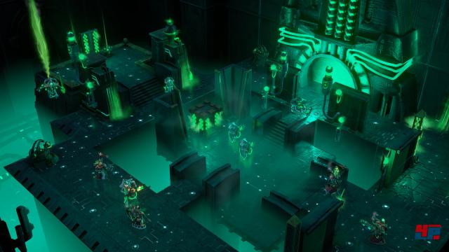 Screenshot - Warhammer 40.000: Mechanicus (Linux) 92579882