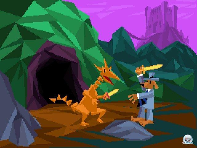 Screenshot - Sam & Max Hit the Road (PC) 92431857