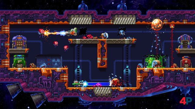 Screenshot - Super Mutant Alien Assault (Switch)
