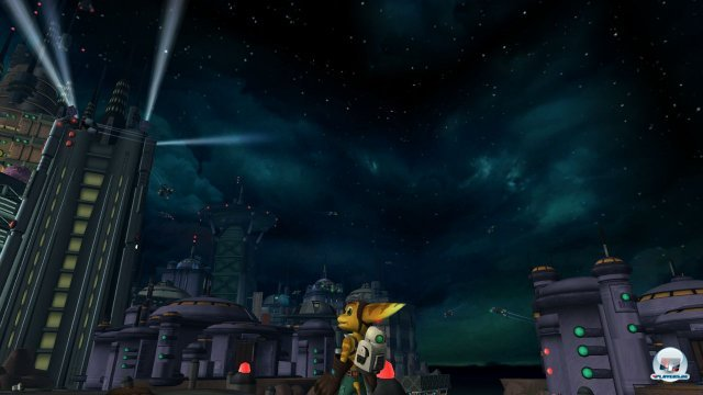 Screenshot - The Ratchet & Clank Trilogy (PlayStation3) 2329382
