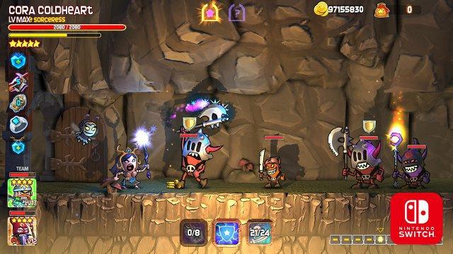 Screenshot - Dungeon Stars (Switch) 92582502