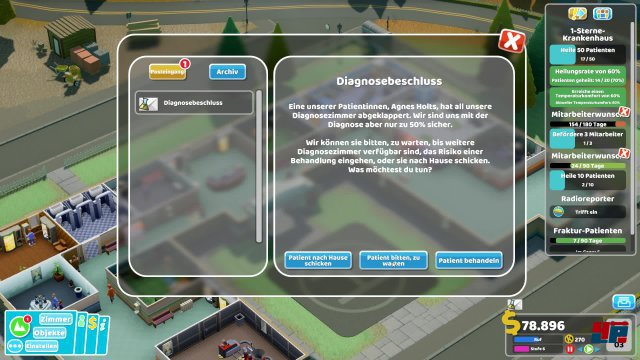Screenshot - Two Point Hospital (PC) 92573105
