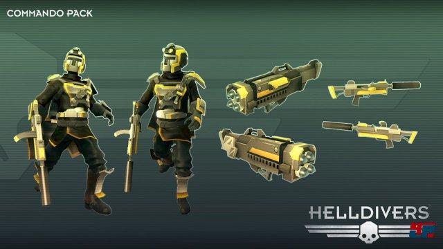 Screenshot - Helldivers (PlayStation3)