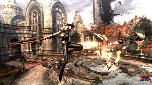 Screenshot - Devil May Cry 4 (PlayStation4) 92504961