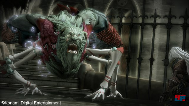 Screenshot - Castlevania: Lords of Shadow - Mirror of Fate (PC)