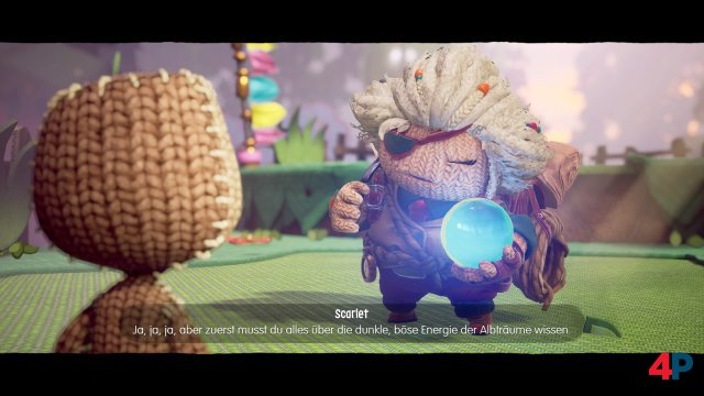 Screenshot - Sackboy: A Big Adventure (PlayStation5)