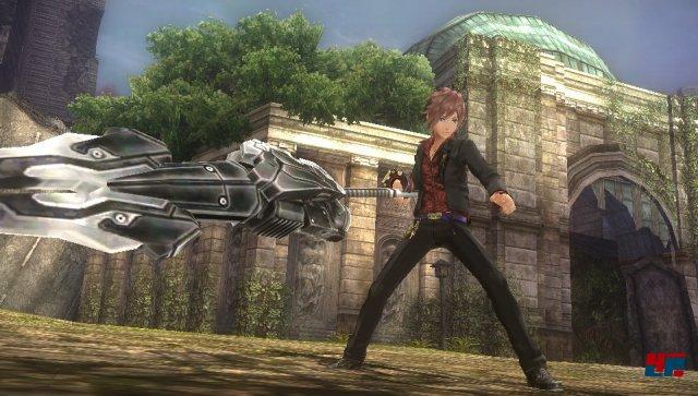 Screenshot - God Eater 2 (PlayStation4) 92494758
