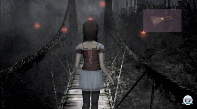 Screenshot - Project Zero 2: Crimson Butterfly (Wii)