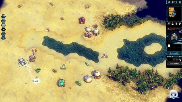 Screenshot - Battle Worlds: Kronos (PC) 92471987