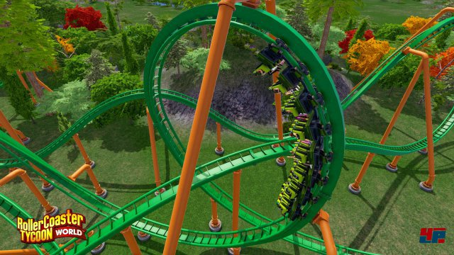 Screenshot - RollerCoaster Tycoon World (PC) 92537626