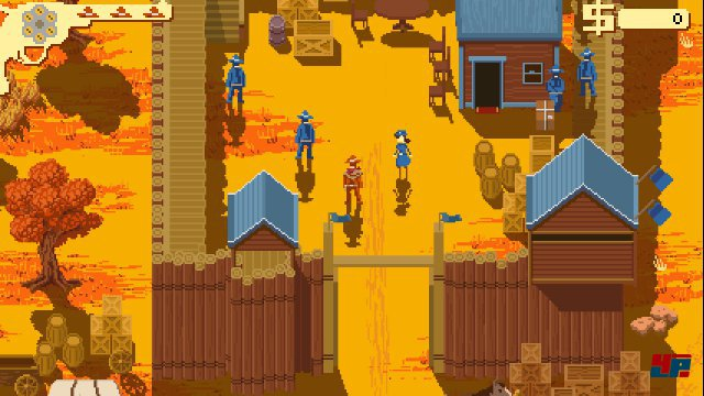 Screenshot - Westerado: Double Barreled (PC) 92503927