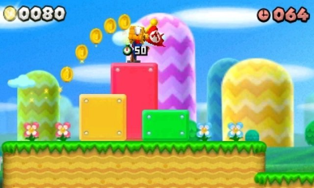 Screenshot - New Super Mario Bros. 2 (3DS) 2373417