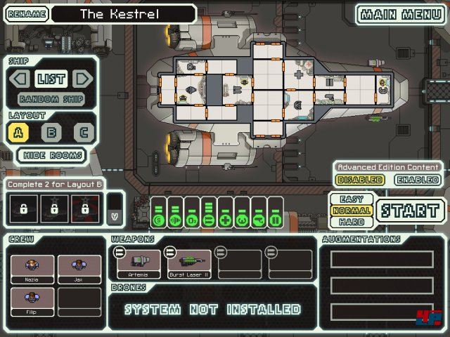 Screenshot - FTL: Faster Than Light (iPad) 92479788