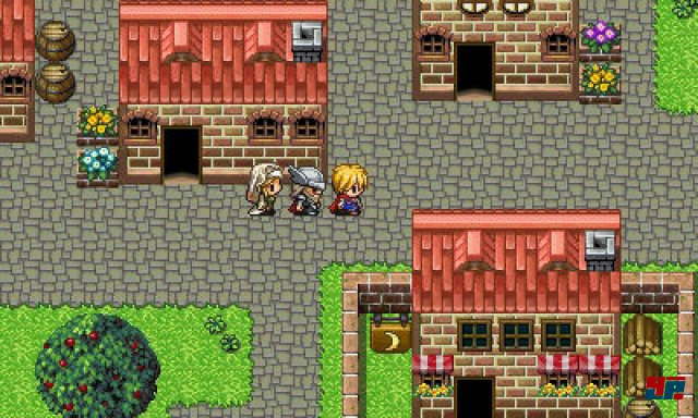Screenshot - RPG Maker Fes (3DS)