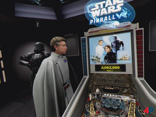 Screenshot - Star Wars Pinball VR (PlayStationVR) 92640875