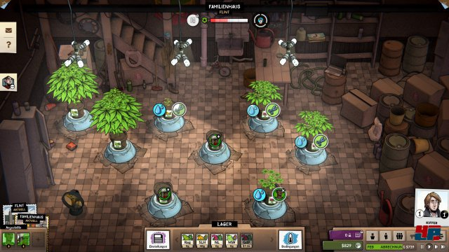 Screenshot - Weedcraft Inc (PC)