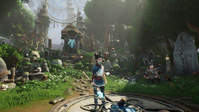 Screenshot - Kena: Bridge of Spirits (PlayStation5) 92649932