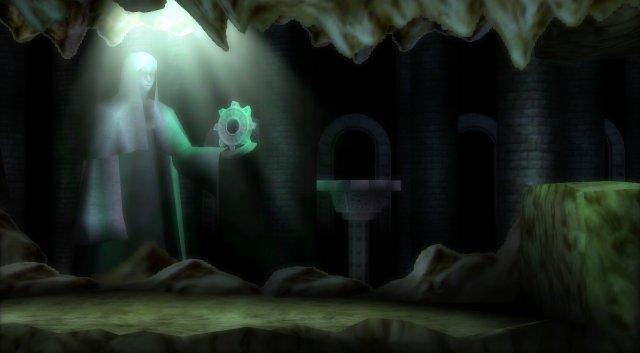 Screenshot - AeternoBlade (3DS) 92478514
